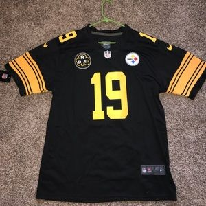 new style 44c99 033eb Juju Smith-Schuster Color Rush Steelers Jersey #19 NWT